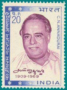 C.N.Annadurai