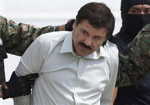 Mexican drug lord Joaquin 'El Chapo' Guzman escapes from prison