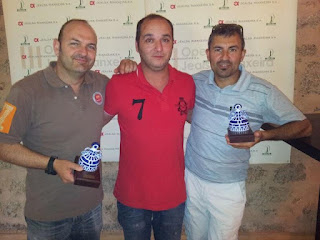 ganadores Prueba Rating Pitch & Putt en Barbanza Golf