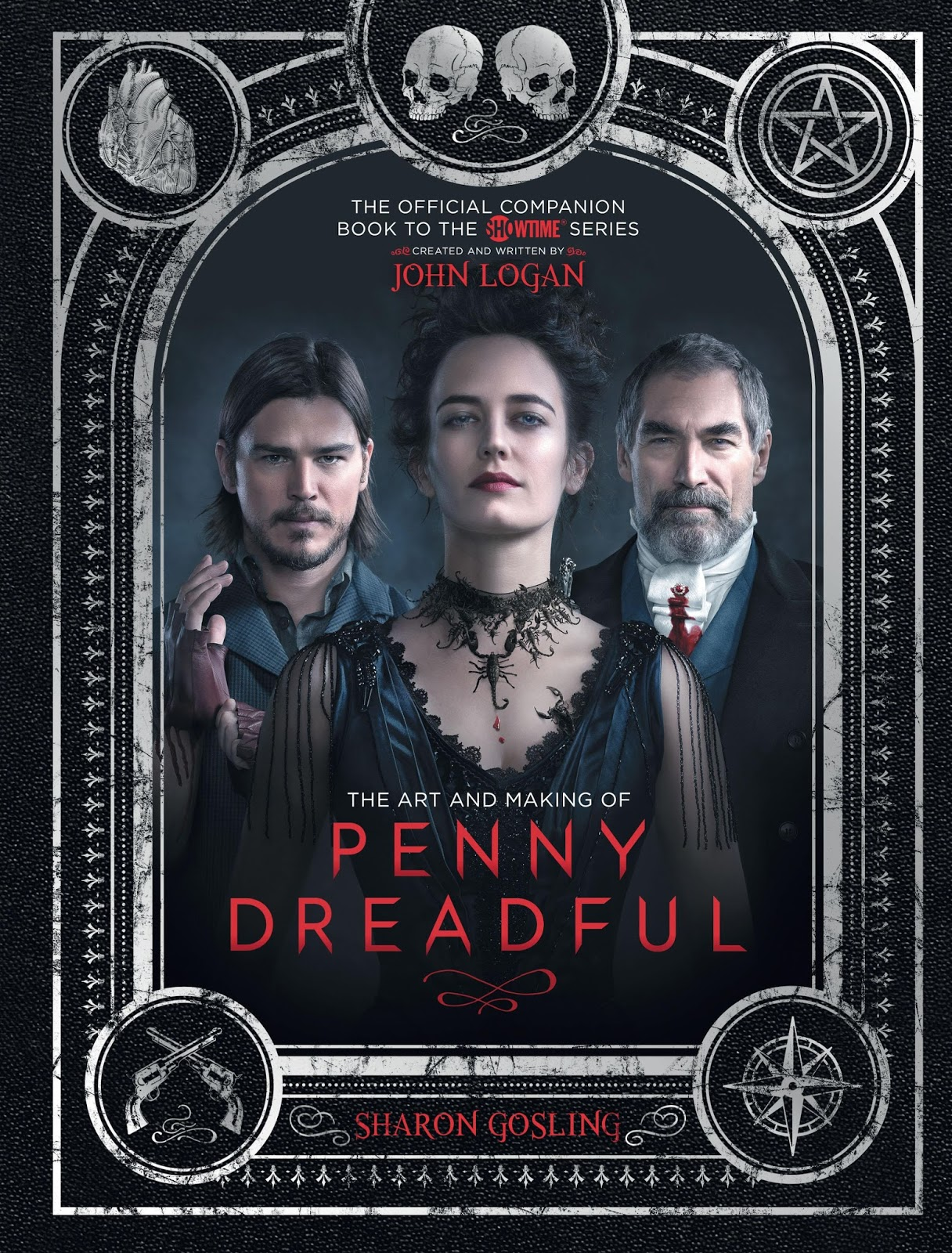 Penny Dreadful book cover
