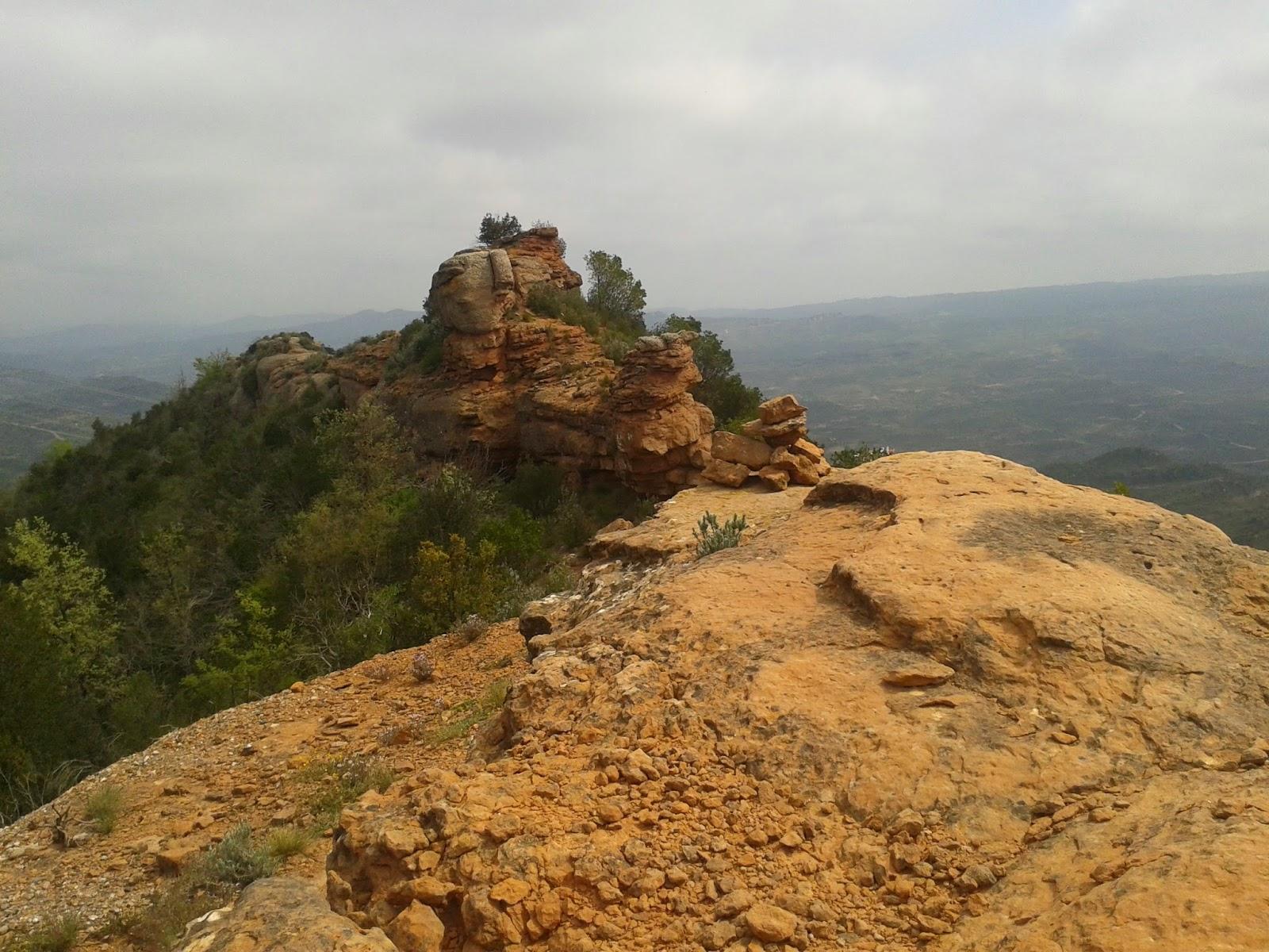 Roca Sareny (El repte dels 100 cims)