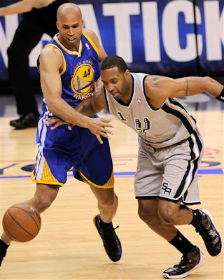 Spurs v Warriors