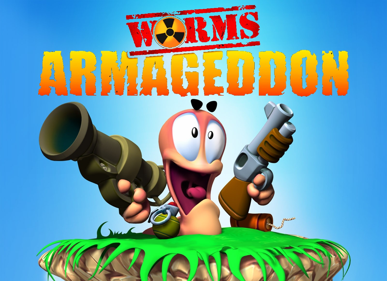Worms Armageddon Download Poster