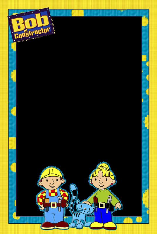 Imagenes de bordes para caratulas para niños - Imagui
