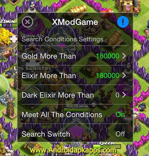 How to Install Android and iOS Xmod