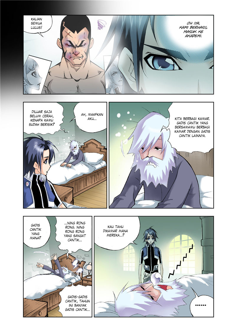 Soul Land Chapter 17