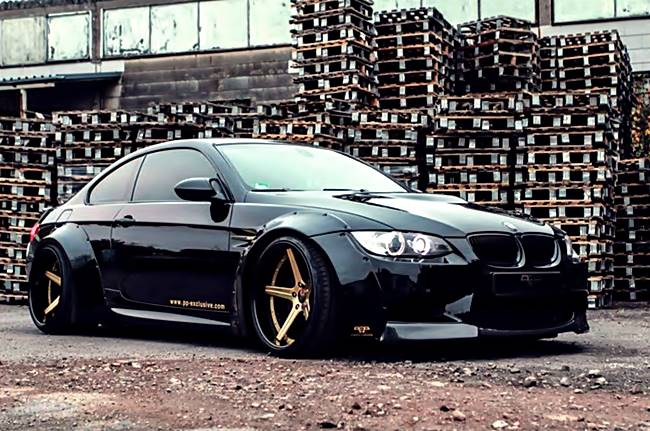 BMW M3 E92 Liberty Walk Package