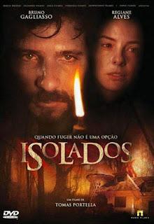 Isolados - DVDRip Nacional