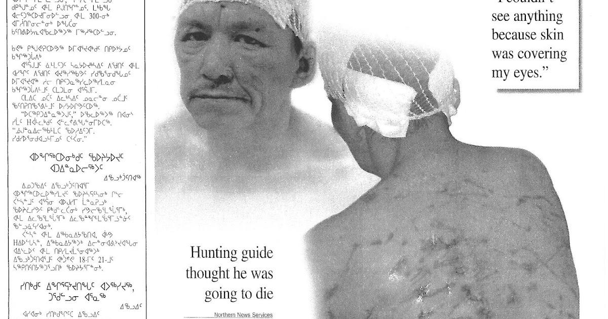 In Search Of Franklin Kimmirut Polar Bear Attack