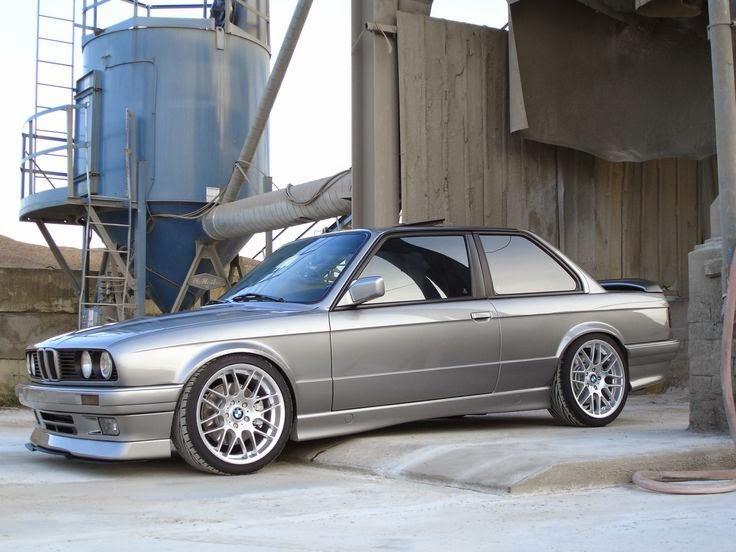 modifikasi mobil BMW 318i E30