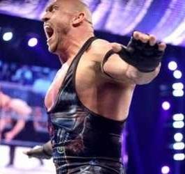 NXT wrestler ryback