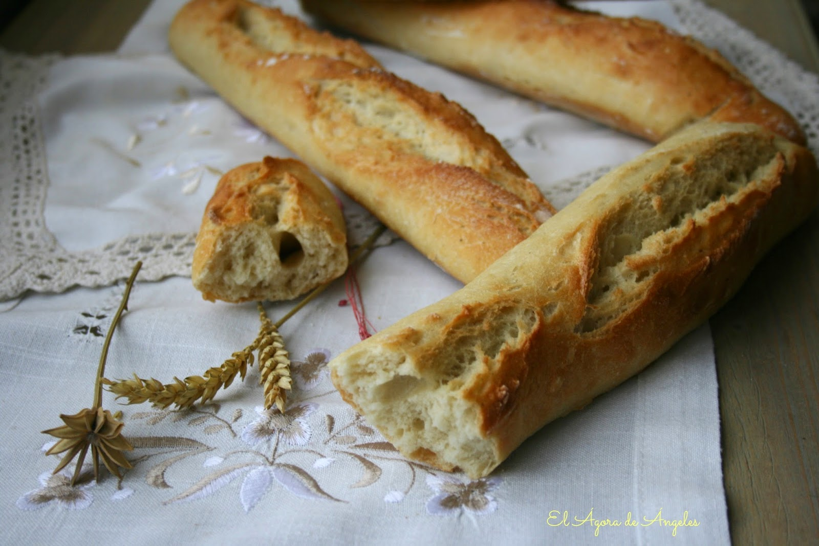 barra de pan,Ibán Yarza