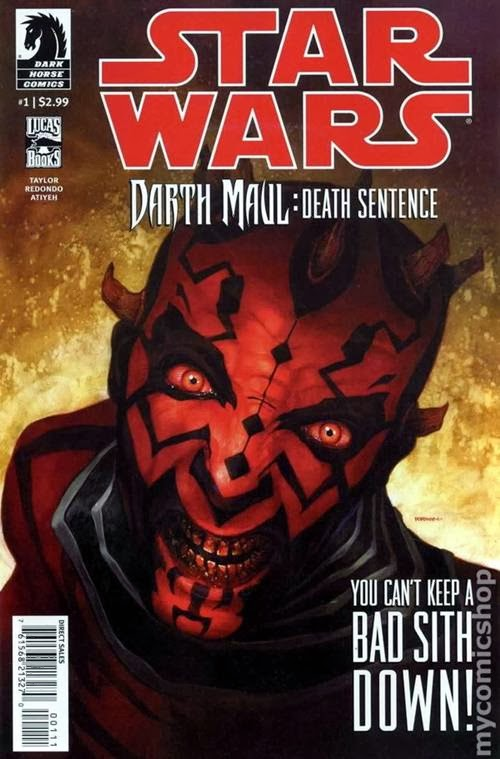 Dark Horse Star Wars: Darth Maul