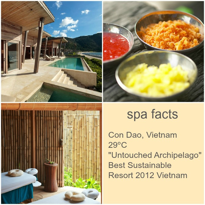Six Senses Resorts and Spas Con Dao