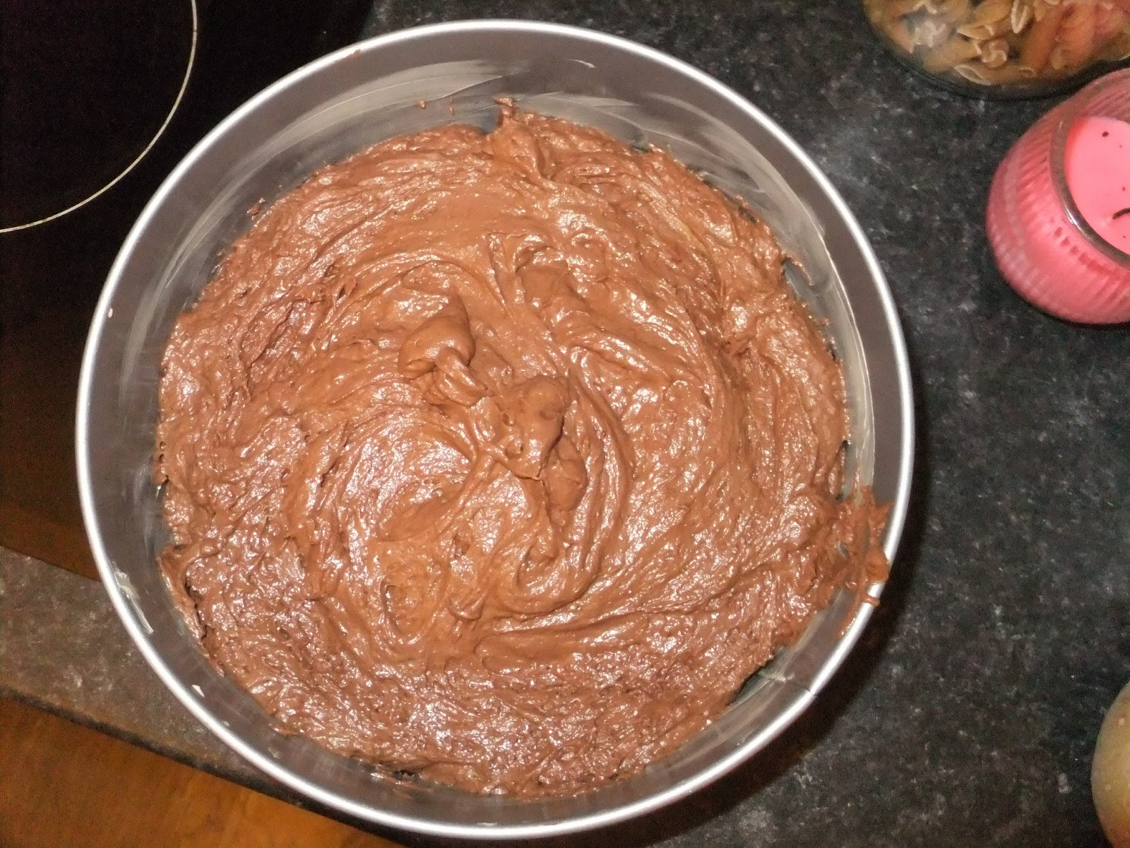 how to make chocolate icing with cocoa powder without butter