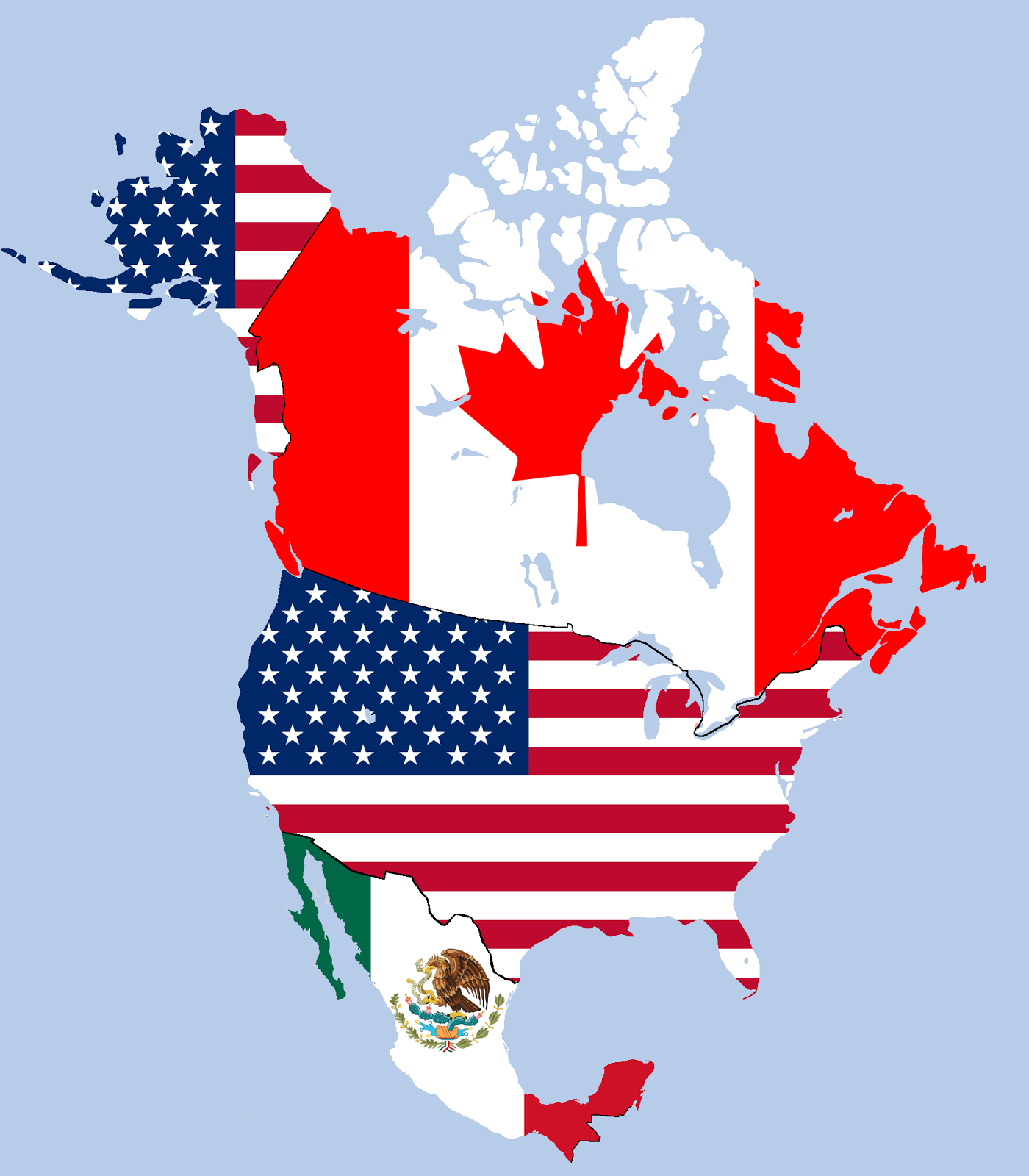 the impact of the north american free trade agreement to the us canada and mexico