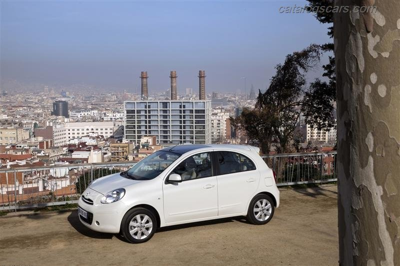 صور سيارة نيسان ميكرا DIG S 2012 - اجمل خلفيات صور عربية نيسان ميكرا DIG S 2012 - Nissan Micra DIG-S Photos Nissan-Micra_DIG_S-2012_800x600_wallpaper_01.jpg