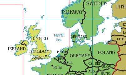 grønland tidszone