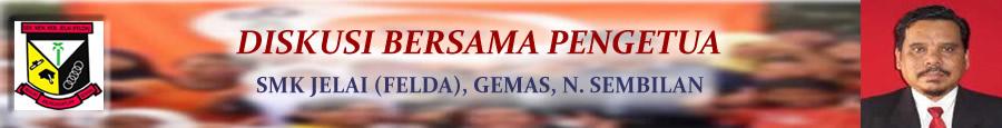 Diskusi Bersama Pengetua  SMK Jelai (Felda) Gemas, Negeri Sembilan