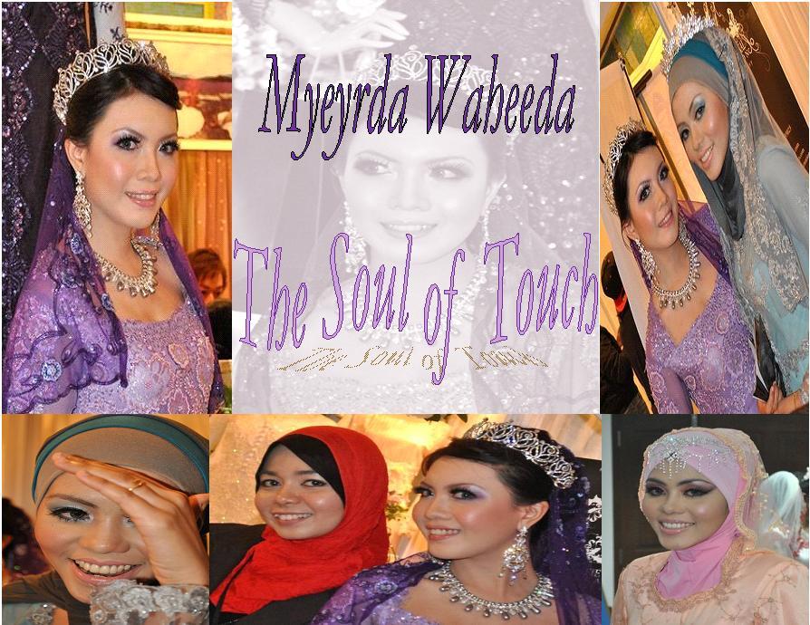 Myeyrda Waheeda Make-up