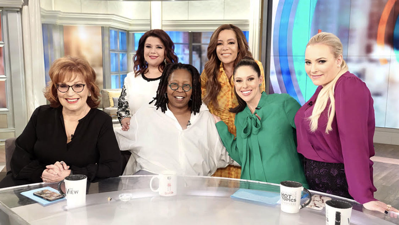 Whoopi Scumberg and th rest of the View