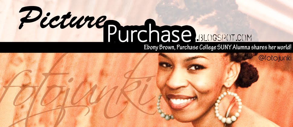 Picture Purchase | Ebony Brown