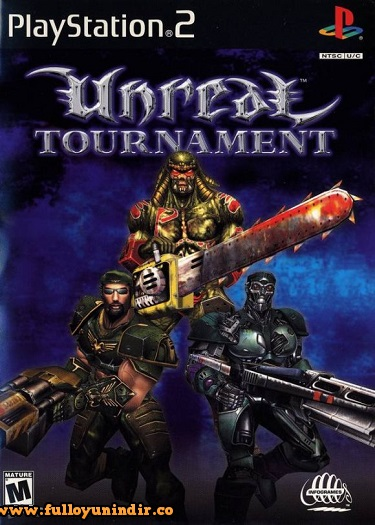 Unreal Tournament (PAL) Playstation 2 Tek Link