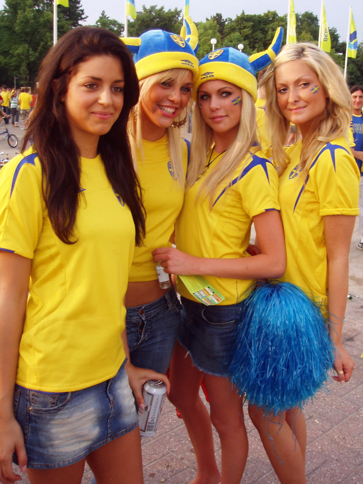 hot swedish girl