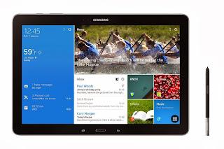 Samsung GALAXY NotePRO Berita Gadget