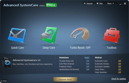 Advanced System Care 4 Pro