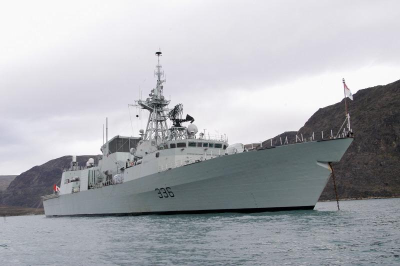 HMCS Montréal 336