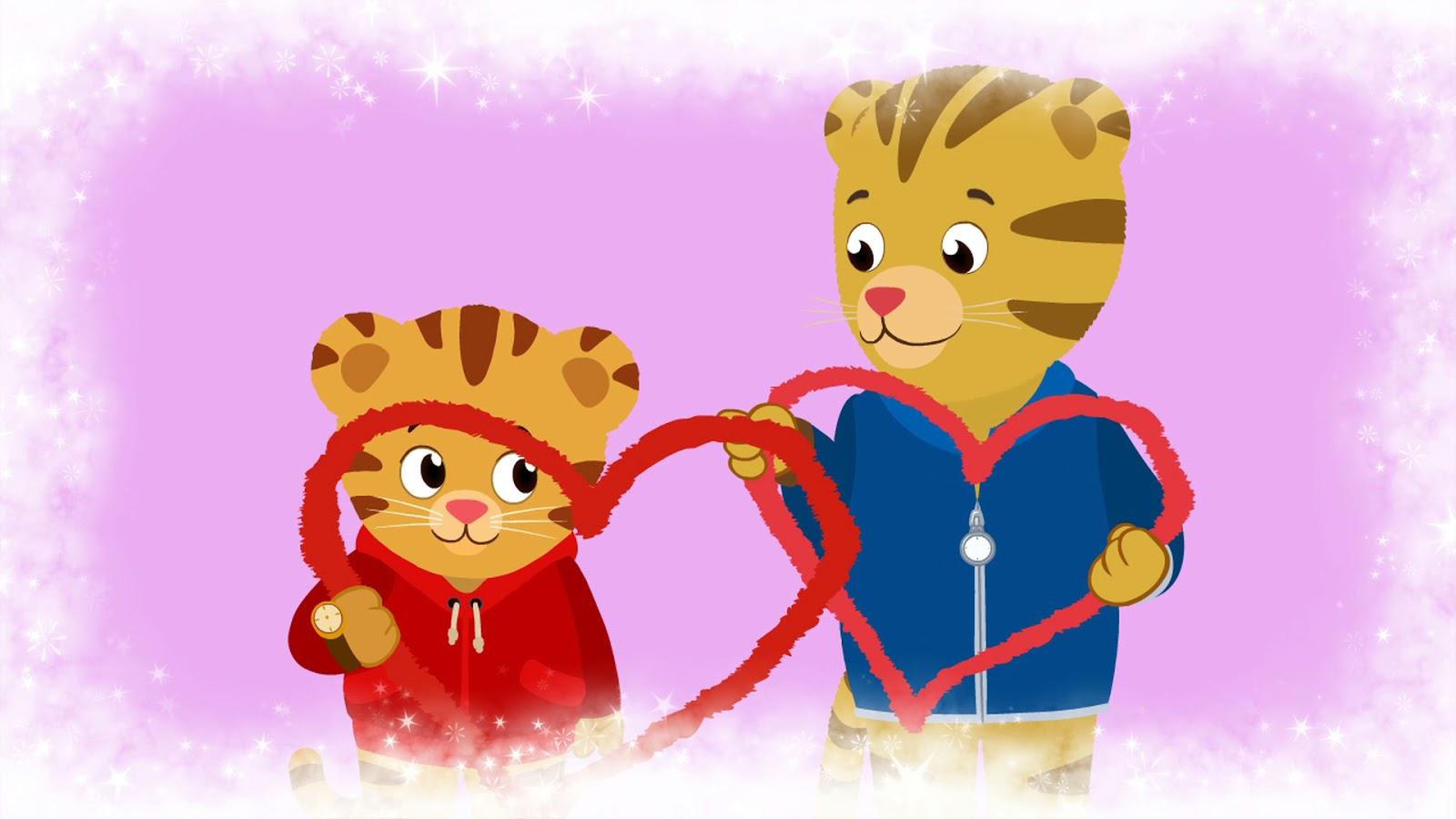 Daniel Tigeru0027s Neighborhood With Jason Mraz This Valentineu0027s Day!