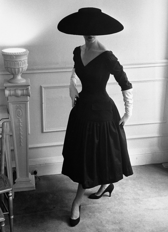 Style Inspiration: Christian Dior's 'New Look'