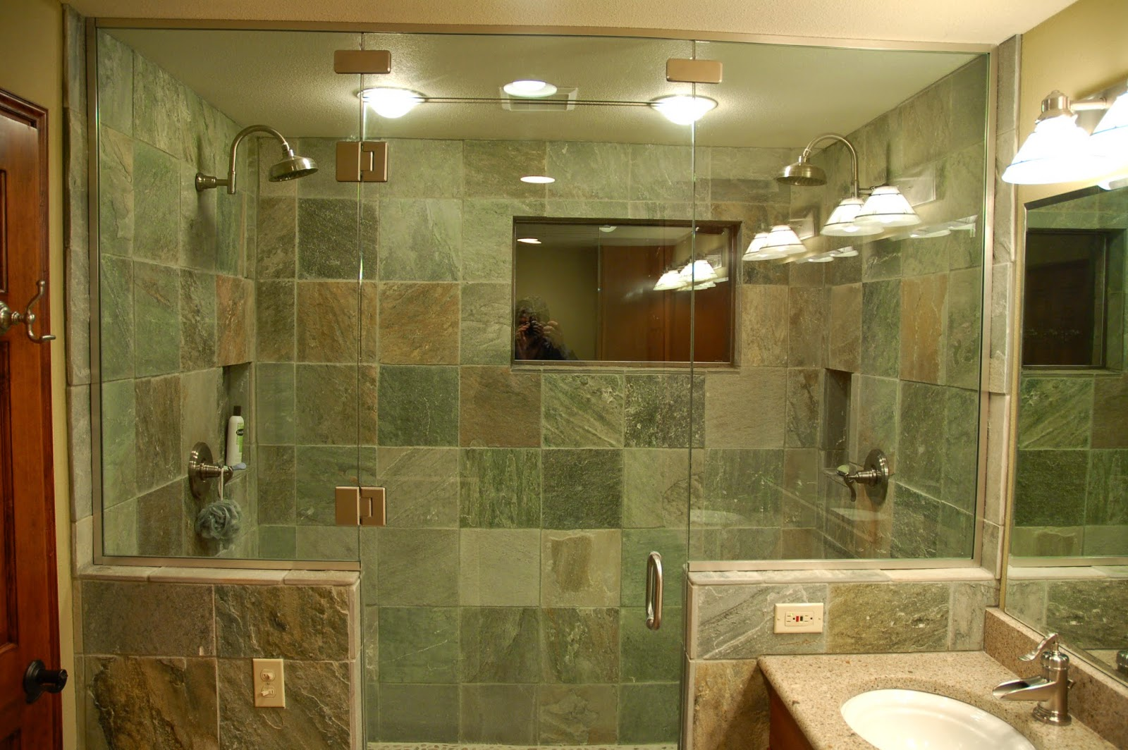 Working With Tile Is An Easy Way To Give Your Bathroom An Upgraded Look.  With So Many Styles To Choose From, You Can Be Sure To Find The Right  Pieces To ...