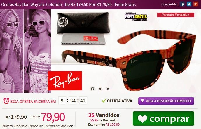 http://www.tpmdeofertas.com.br/Oferta-Oculos-Ray-Ban-Wayfare-Colorido---De-R-17950-Por-R-7990---Frete-Gratis-928.aspx