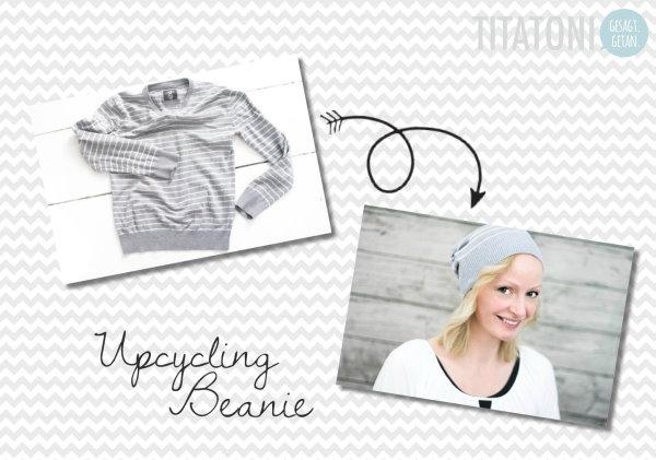 Upcycling Beanie | Mütze