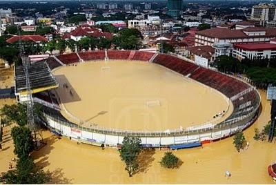 Sepanjang Jalan Pulang Penghujung 2014 Ujian Banjir Besar Di Kelantan