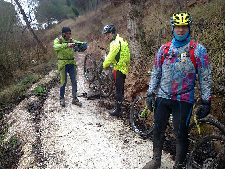 Marcha a Peñafiel, por la senda del rio Duero