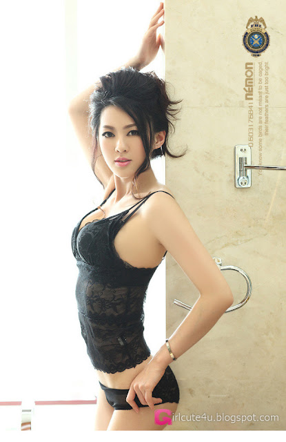 3 Sheng Xin Ran - Mysterious Camilla-very cute asian girl-girlcute4u.blogspot.com