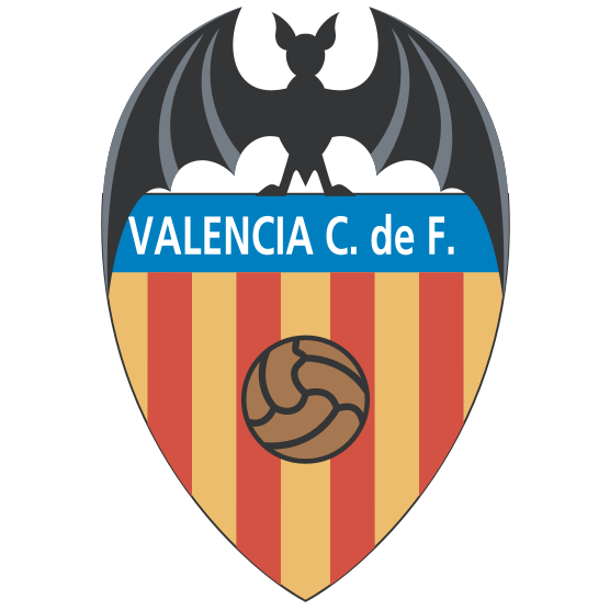 Logo Vector Klub Sepakbola Valencia