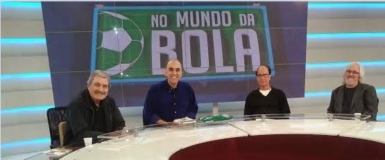 """No mundo da bola"" (TV Brasil)"