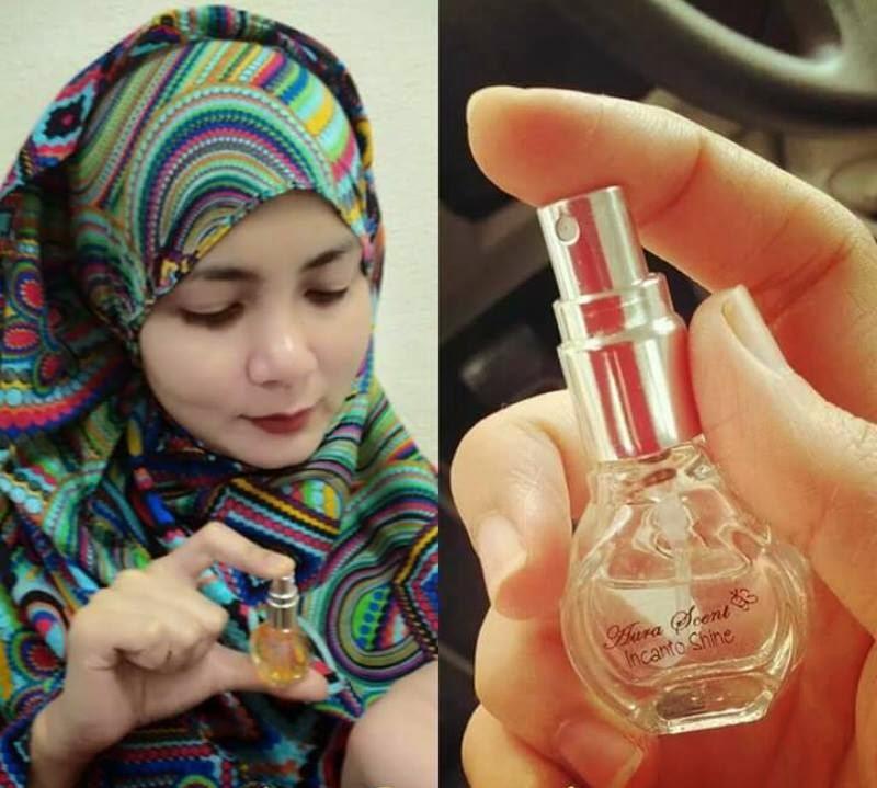 aura scent perfume