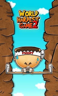 Screenshots of the Hardest Game Ever 2 for Android tablet, phone.