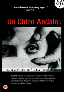 An Andalusian Dog (1929), Directed by Luis Buñuel