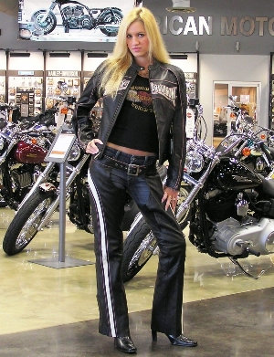 Harley-Davidson Women's Clothing