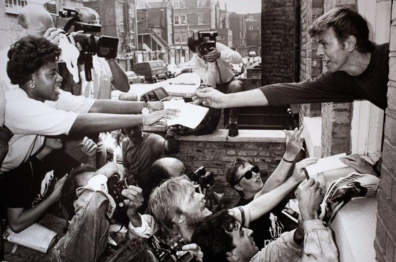 Eddie Mulholland - 1980s South London Photos