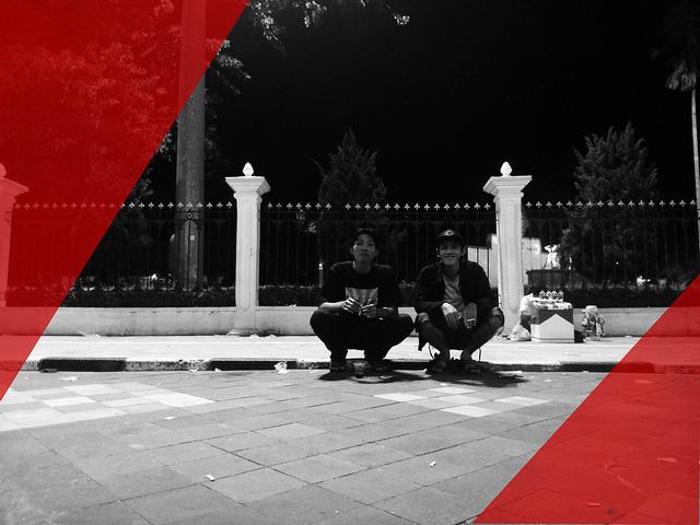 Nol Kilometer Malioboro-Yogyakarta