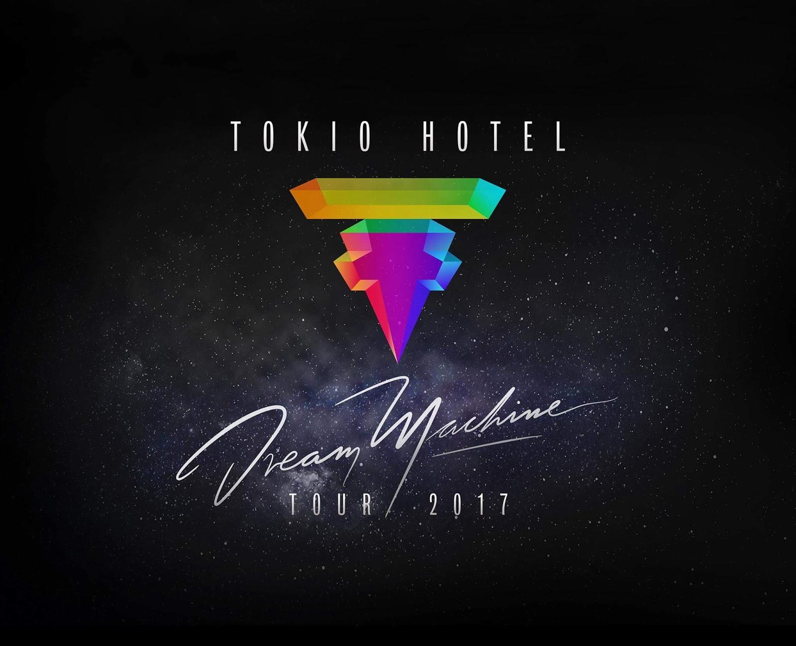 SAIBA TUDO SOBRE A DREAM MACHINE WORLD TOUR 2017!