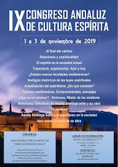 IX Congreso Andaluz de Cultura Espírita