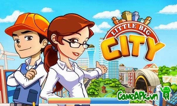 Little Big City v4.0.0 hack full tiền và vàng cho Android